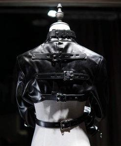 Straitjacket Camisa de Força Bondage BDSM Jacket Contenção