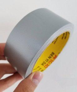 Fita Adesiva Silver Tape 10 Metros Prateada Jogos Adultos